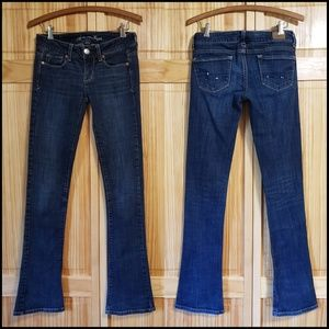 American Eagle Outfitters Jeans - American Eagle Skinny Kick Stretch